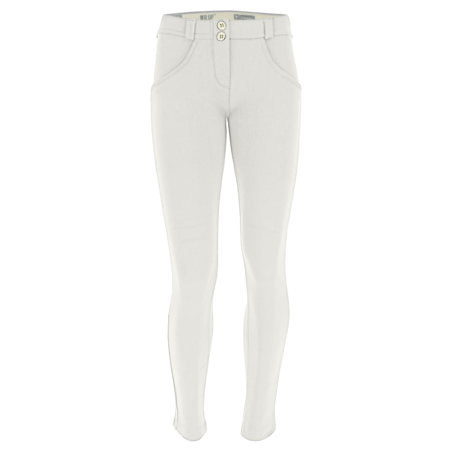 Freddy WR.UP® Twill Regular Rise Skinny - White