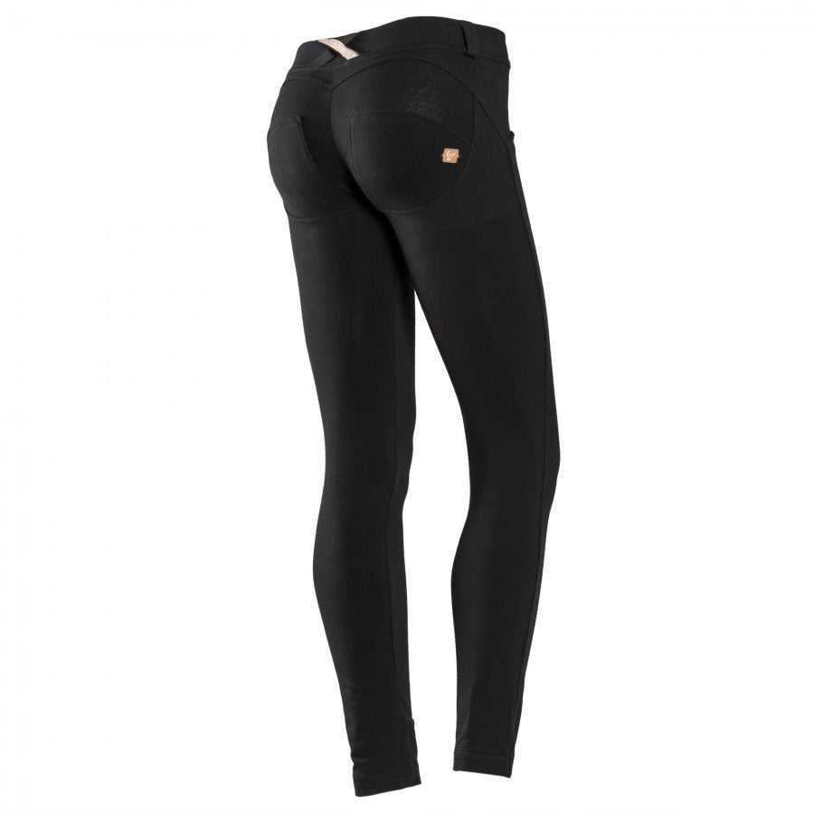 FREDDY WR.UP 7/8 ANKLE SKINNY - Black - LIVIFY  - 1