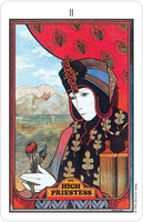 Aquarian Tarot Card Deck in a Tin by David Palladini