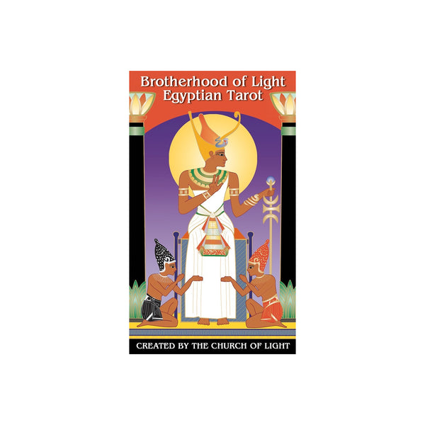 Brotherhood of Light Egyptian Tarot by the Church of Light