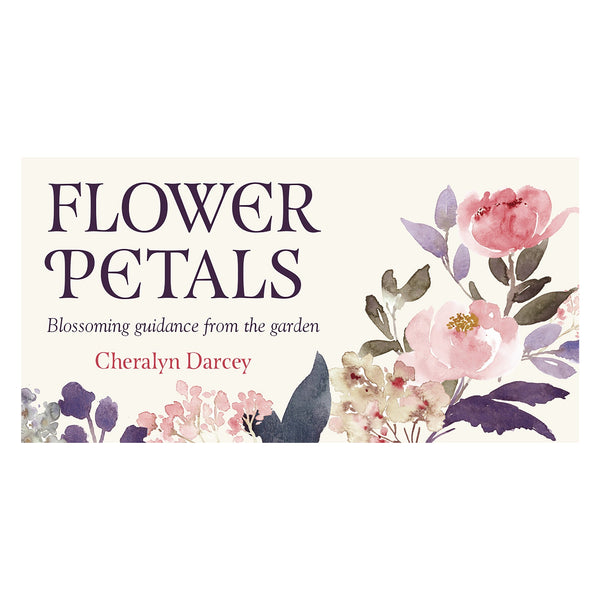 Flower Petals Inspiration Cards by Cheralyn Darcey Language of Flowers