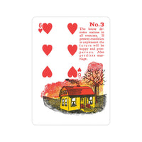 Gypsy Witch Fortune Telling Cards Playing Card Oracle Cartomancy