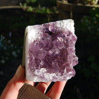 Amethyst Geode Crystal Cathedral Cluster Uruguay Self Standing