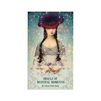 Oracle of Mystical Moments Card Deck and Book by Catrin Welz-Stein