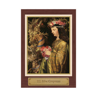 Touchstone Tarot Card and Book Set by Kat Black Baroque Style Tarot Deck