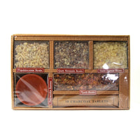 From the Memory of Trees Natural Resin Incense Gift Set