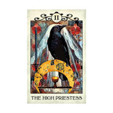 Crow Tarot Deck by Margaux Jones Raven