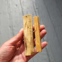 JUMBO Palo Santo Holy Wood Sticks Natural Incense