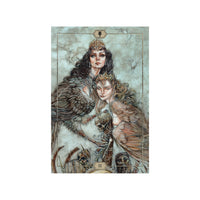 Hush Tarot Card Deck and Book by Jeremy Hush