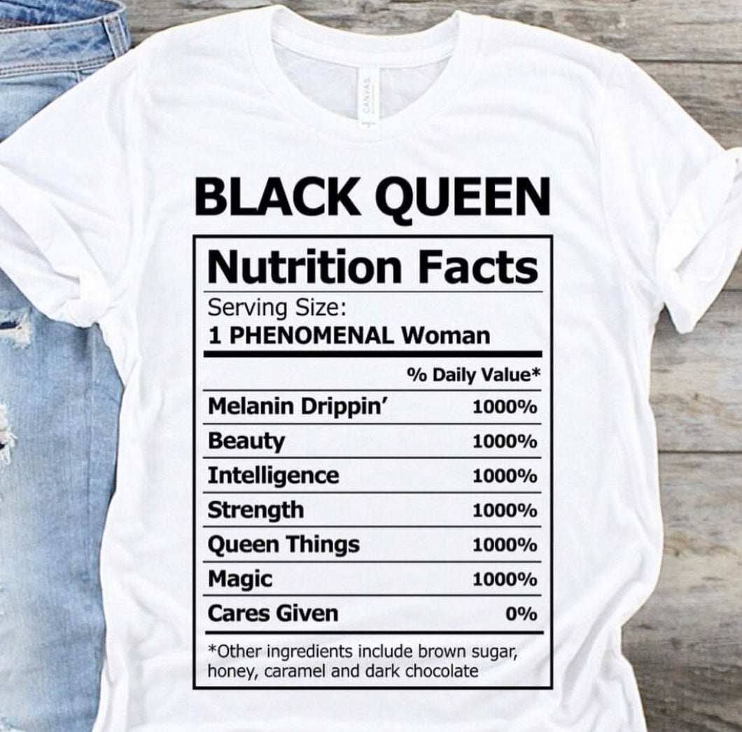 Queen Ingredients