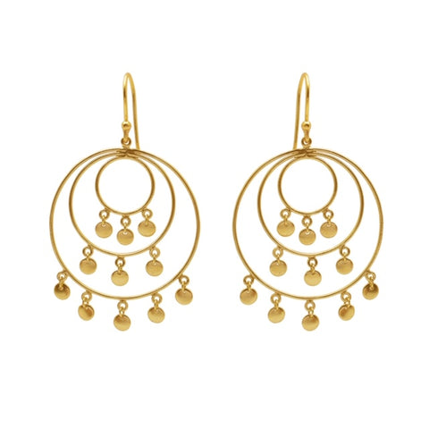 Jingle Earring Gold