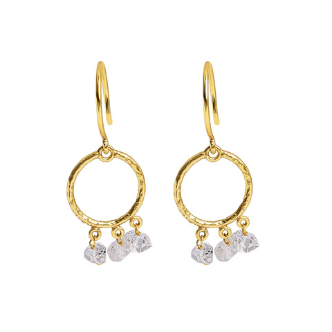Harkimar Diamond Earrings