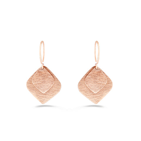Exotica Earrings Rose Gold