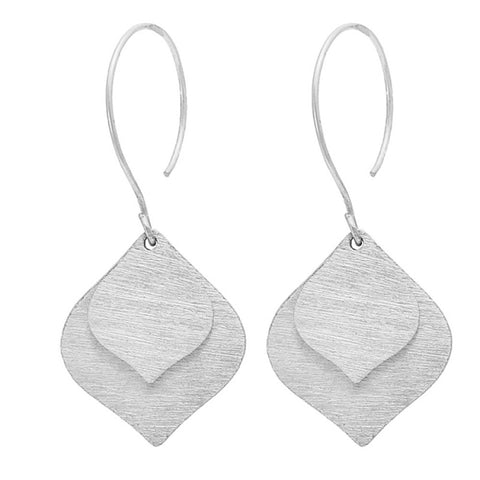 Exotica Earrings Silver