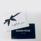 Susan Rose Gift Card