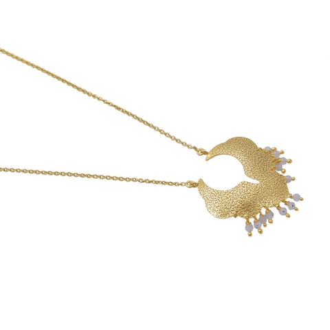 Tia Necklace Gold