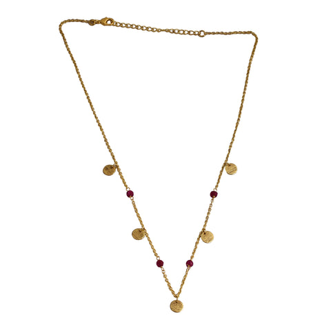 Kendal Necklace Gold - SOLD OUT