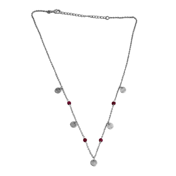 Kendal Necklace Silver
