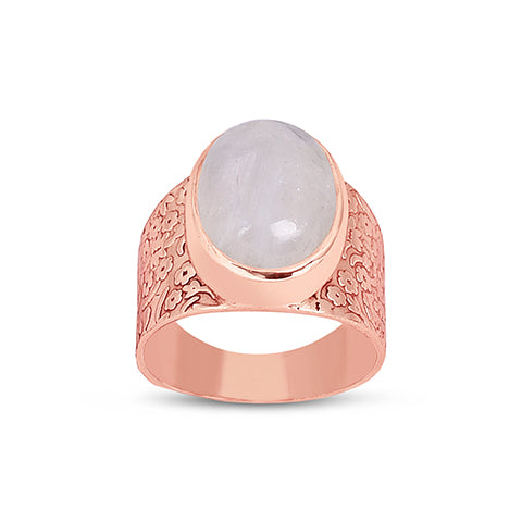 Samara Ring Rose Gold