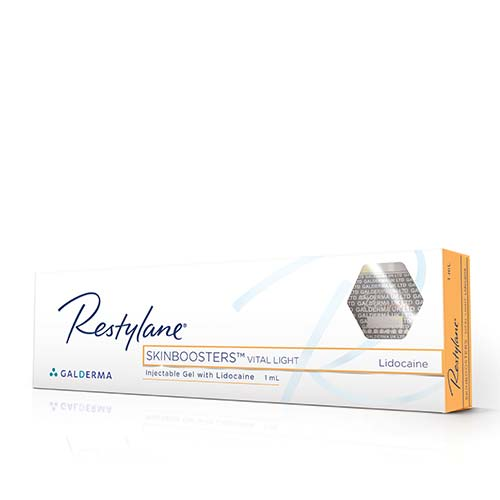 Restylane Skin Booster Vital Light