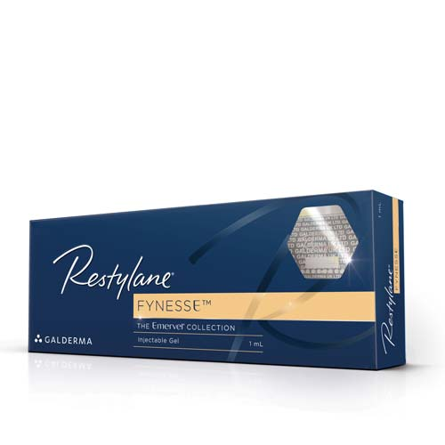 Restylane Fynesse (on prescription)
