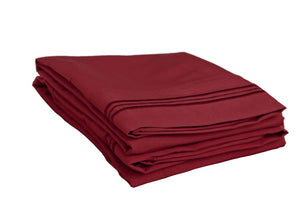 1800 Thread Count Pillowcase Sets