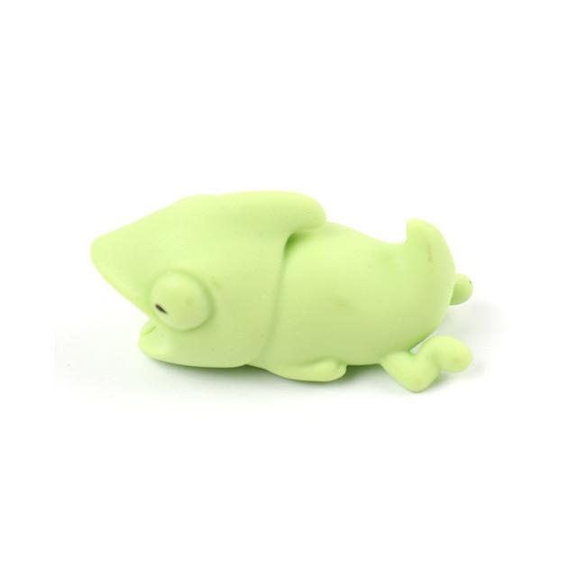 Accessories chameleon Cute Animal Cable Protector