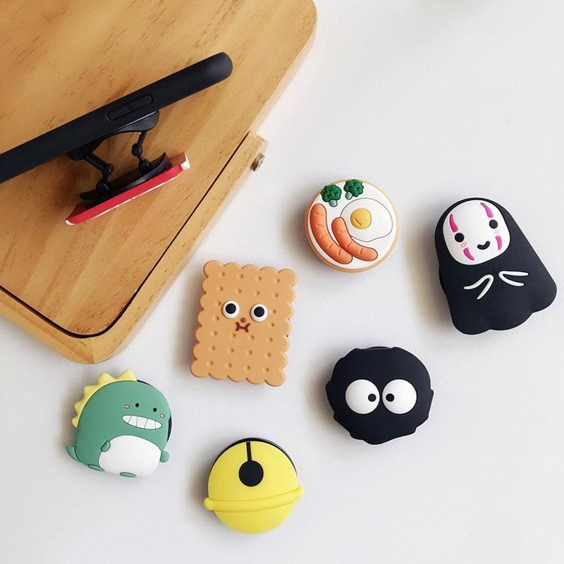 Accessories Cute Cartoon Ring Holder Stand