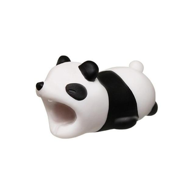 Accessories panda Cute Animal Cable Protector