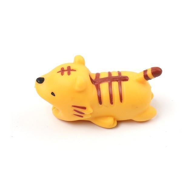 Accessories tiger Cute Animal Cable Protector