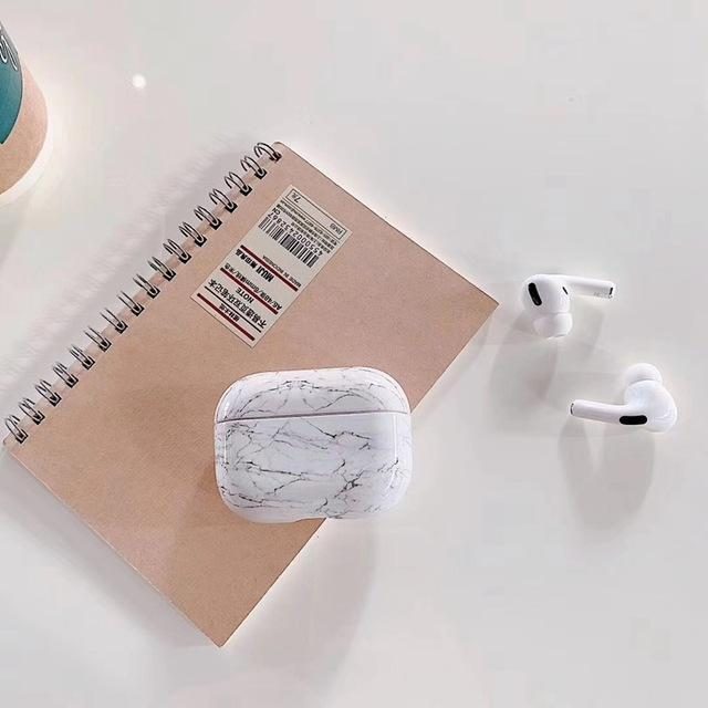 Airpods Case 4 Marble AirPods Pro Case