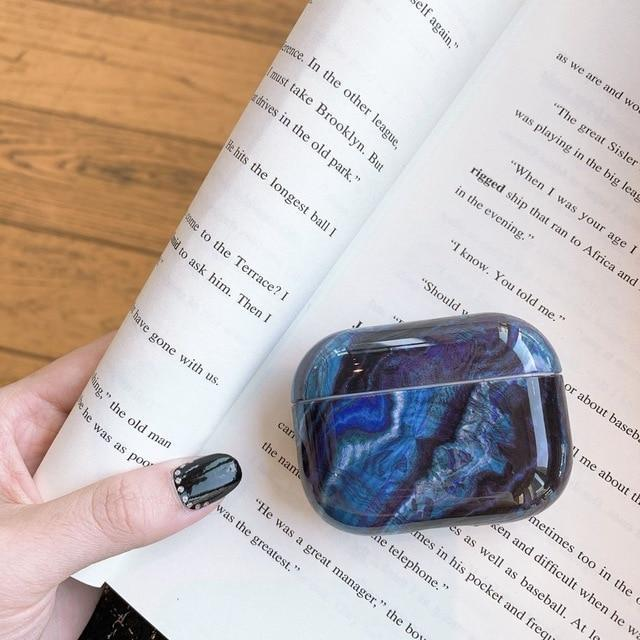 Airpods Case 9 Luxury Marble Pattern Airpods Pro Case