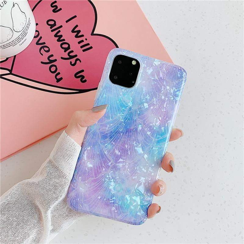 Phone Case Glitter Dream Shell Phone Case