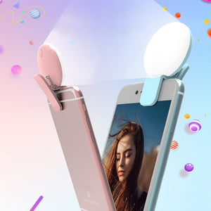 Portable Selfie LED Light