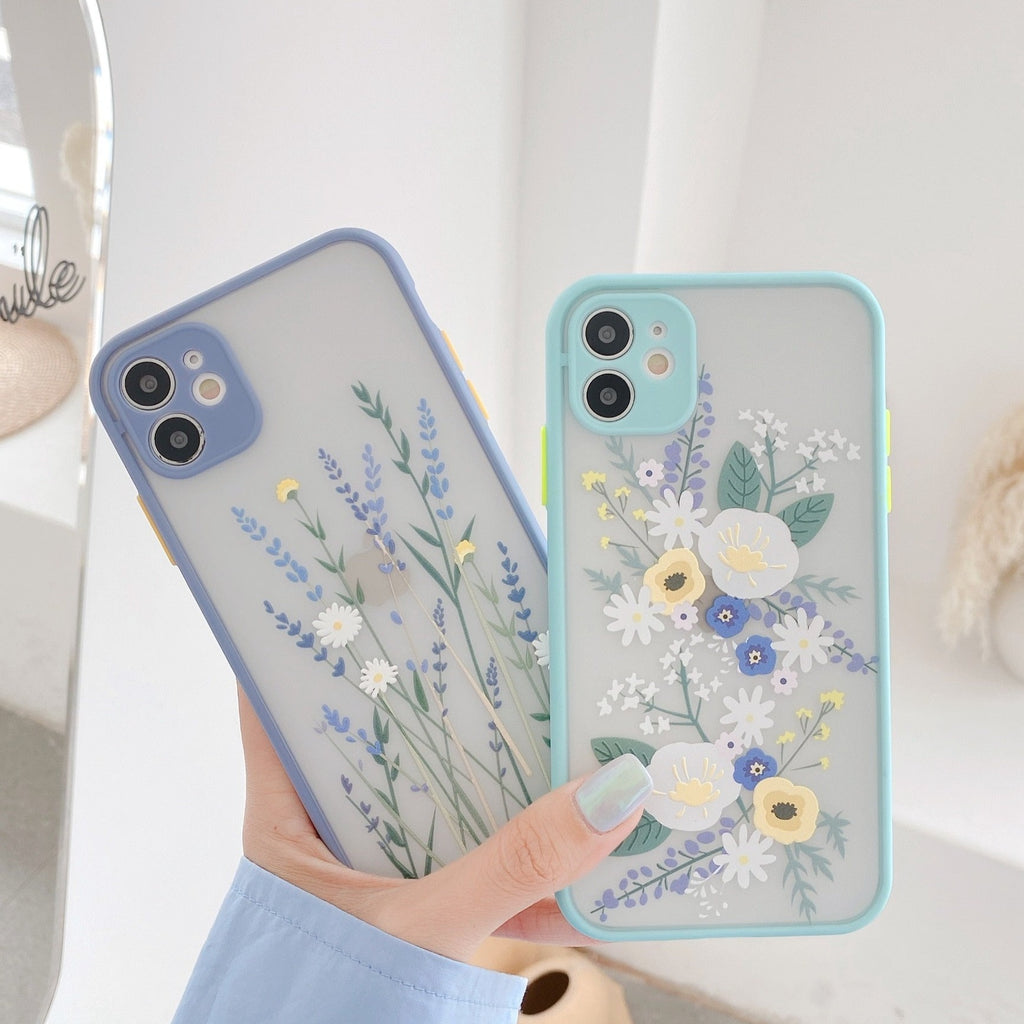 Luxury Floral Case