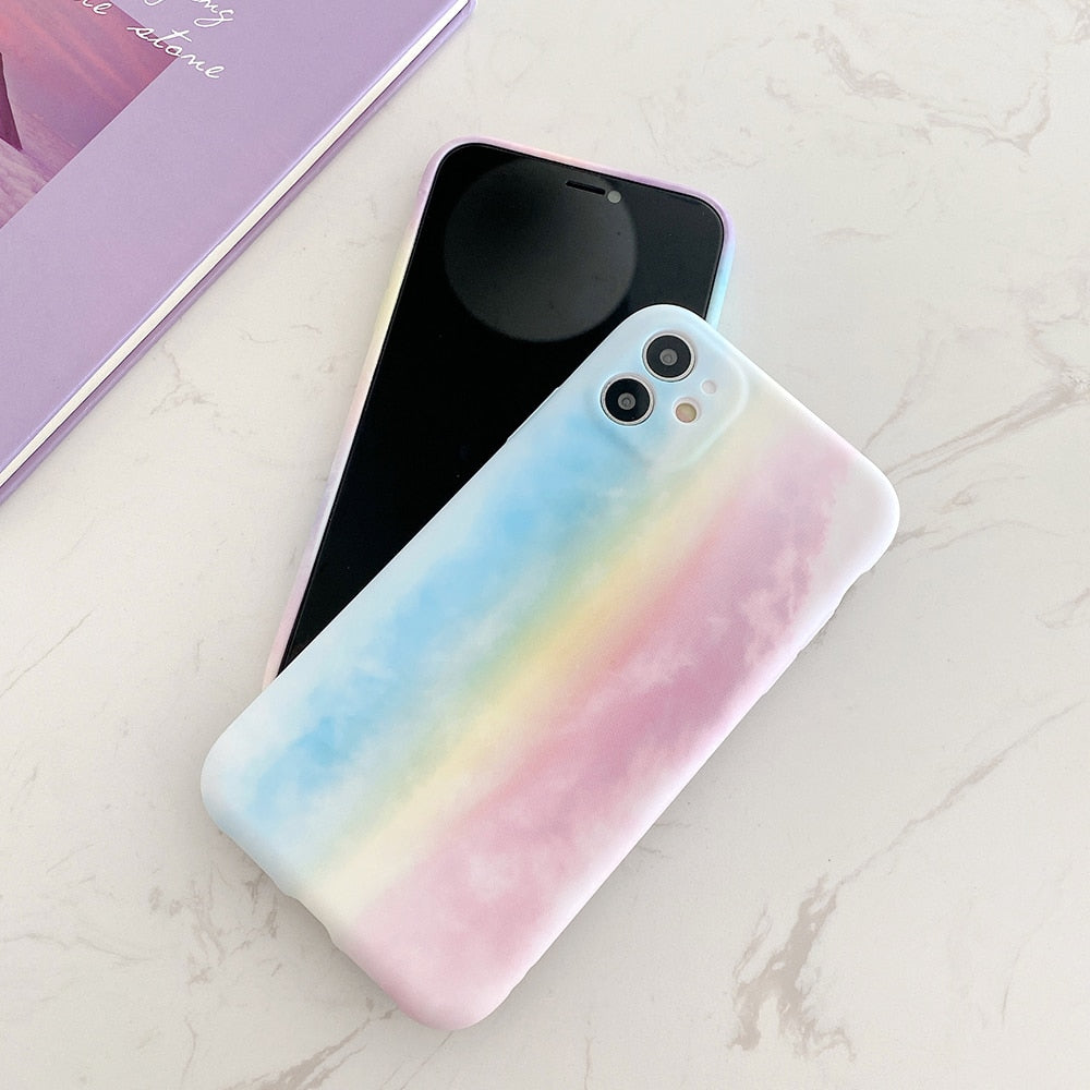 Rainbow Gradient Case