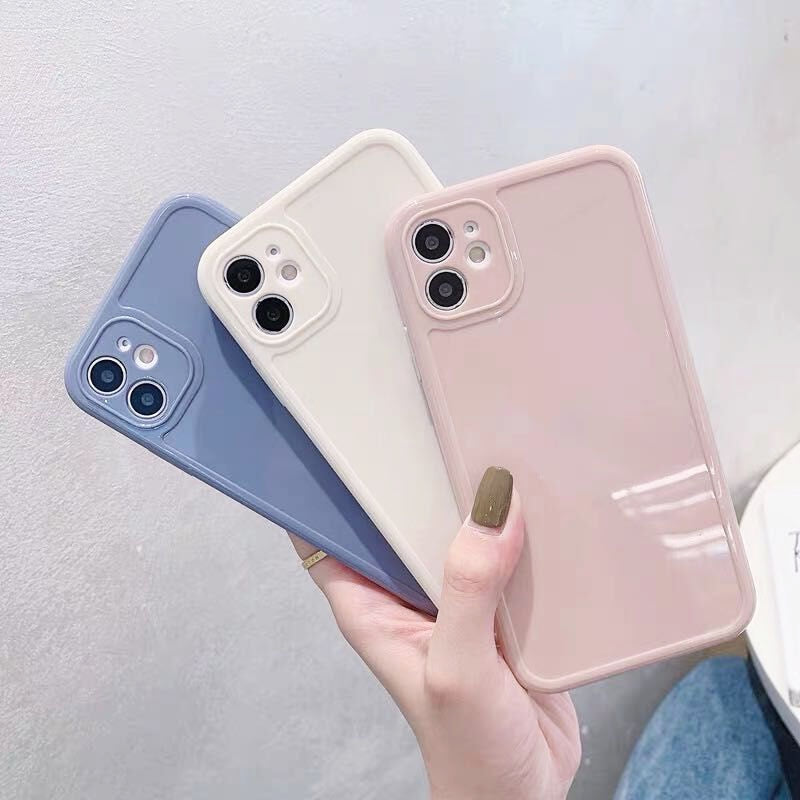 Simple & Shiny Color Case