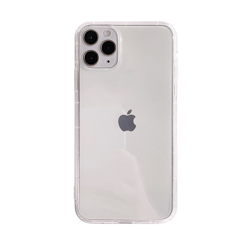 Solid Transparent Case