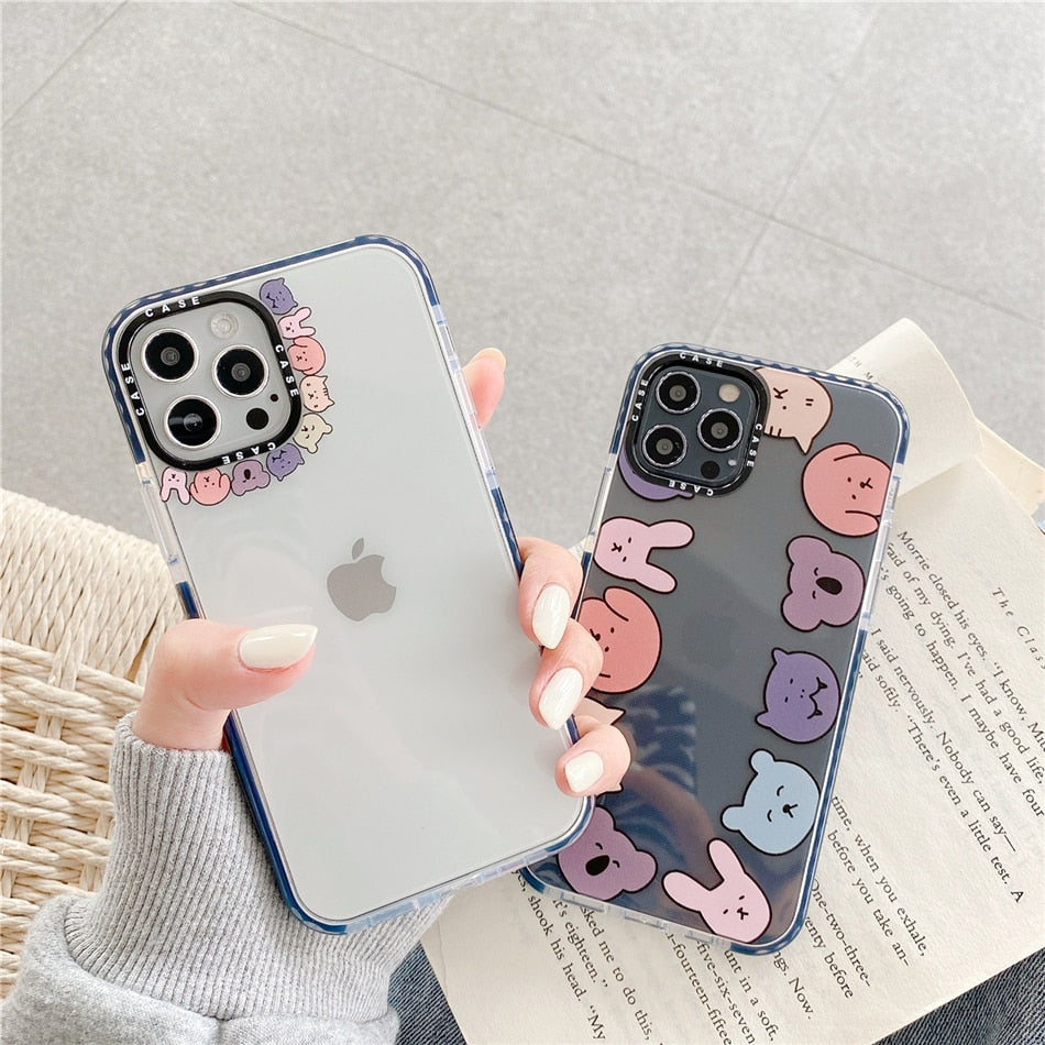 Cartoon Bumper Case