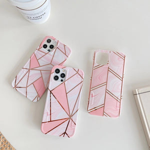 Splicing Geometric Marble Case