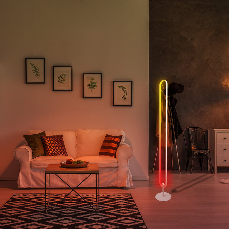 Annular Smart LED Floor lamp - Allure Decor store