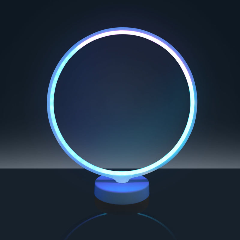 Circular LED Table Lamp - Allure Decor store