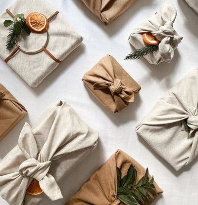 4 Eco-friendly ways to wrap this years Christmas gifts!