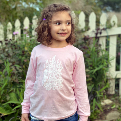 Toddler Jersey Long Sleeve Tee