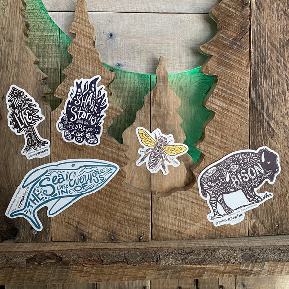 Nature Sticker Bundle