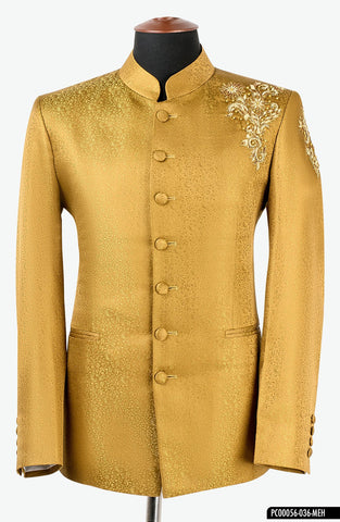 groom prince coat