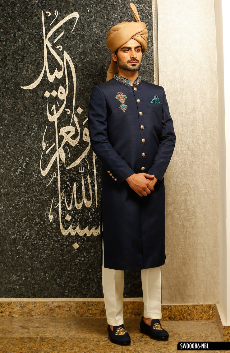 Best Sherwani Style - Wedding Dresses - Online Shopping in Karachi
