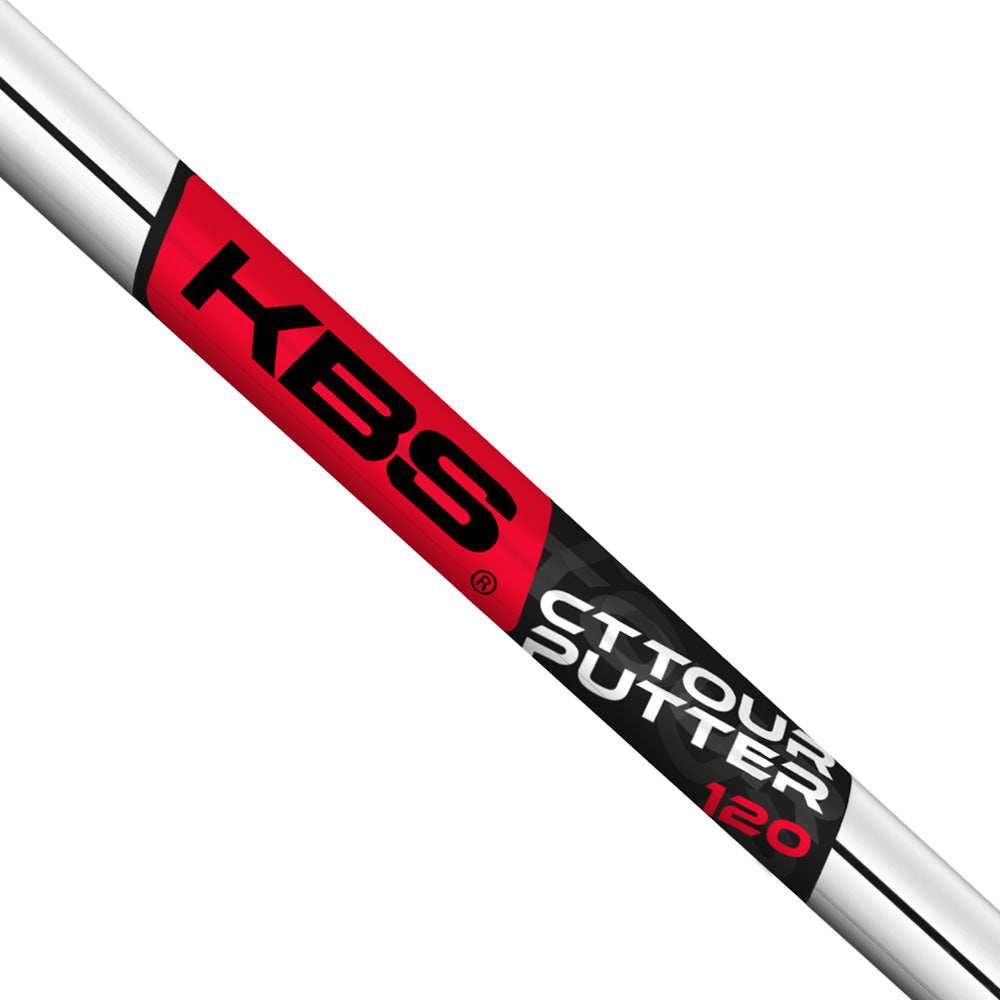 KBS CT PUTTER SHAFTS - STRAIGHT (.370)