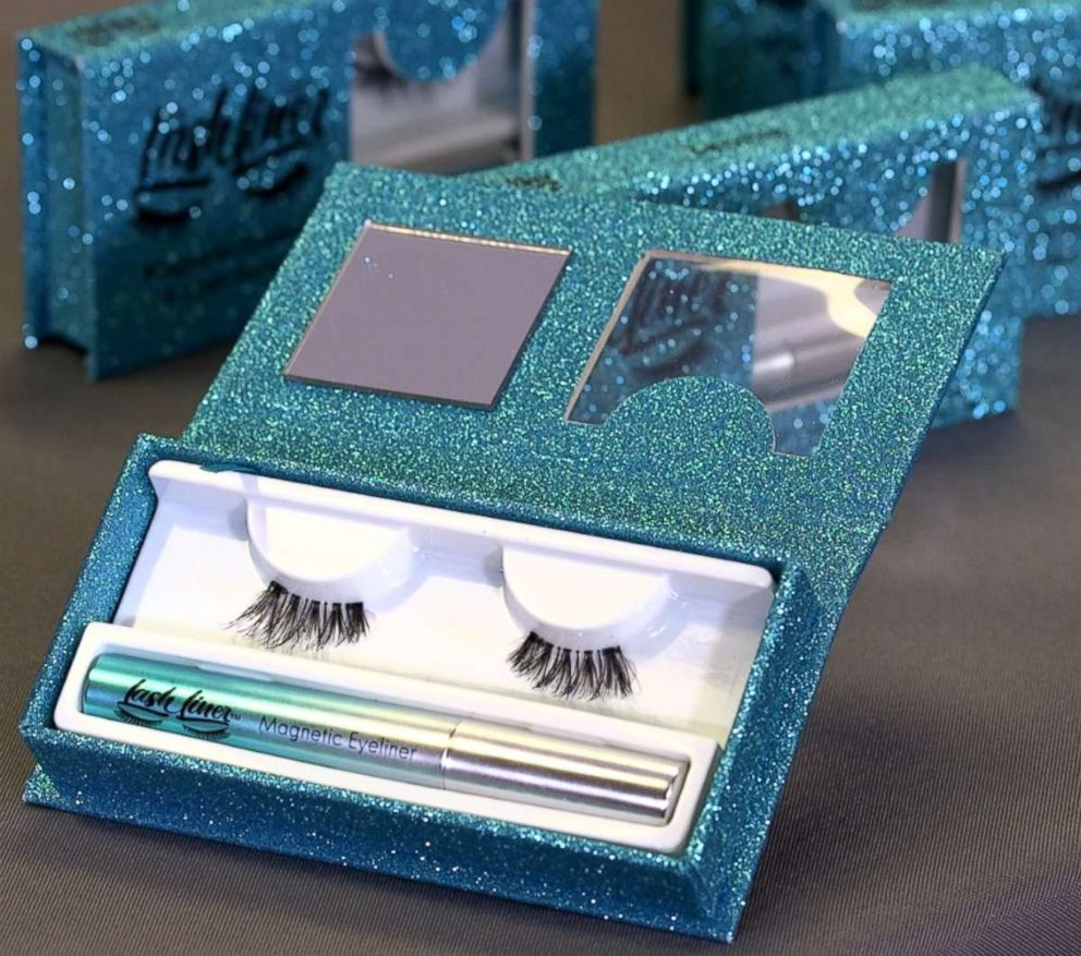 Magnetic Eyelashes?