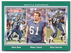 Seahawks Lineman Card
